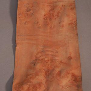 Myrtle Burl veneer sheet