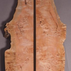 Tassie Myrtle book matched slabs