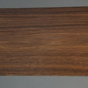 Sheet of beautiful dark blackwood veneer