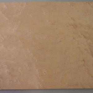 Maple Veneer sheet with birdseye figure