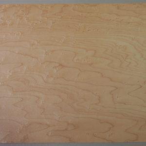 Maple veneer with Birdseye