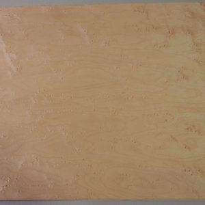 Birdseye feature in Maple Timber Veneer sheet