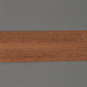 Strip of Wide Mahogany veneer