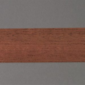 Strip of Mahogany veneer