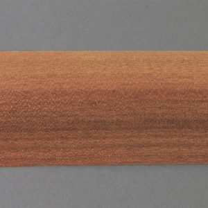 Mahogany timber veneer strip