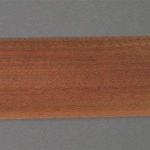 Mahogany wide veneer strip