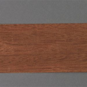 Mahogany timber veneer wide strip