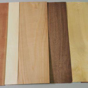 some Golden Sassafras, Japanese Cherry timber veneer