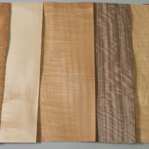 lovely assorted pack of timber veneer sheets