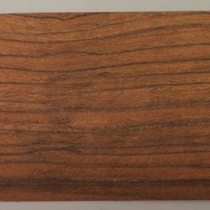 sheet of silky walnut veneer