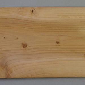 Sheet of Oregon timber veneer